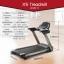 เครื่องลู่วิ่งไฟฟ้า สำหรับศูนย์ฟิตเนส Fitness X5 Light Commercial Treadmill 4.5HP thumbnail 2