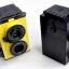 TY085 กล้องทอย สีขาว Toy Camera โลโม่ DIY ไม่ต้องใช้ถ่าน ใช้ฟิล์ม 35mm (ฟิลม์ซื้อแยกต่างหาก) thumbnail 5