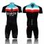 ชุดปั่นจักรยาน แบบชุดทีมแข่ง ทีม Bianchi ขนาด L พร้อมส่งทันที รวม EMS thumbnail 4
