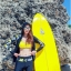 SM-V1-553 ชุดว่ายน้ำแขนยาวขายาว เซ็ต 4 ชิ้น สีดำตัดขอบลายเหลืองสวยๆ yellow-black soldier thumbnail 16
