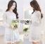 Lady Feona Classic Feminine Lace and Chiffon Dress L246-75C05 thumbnail 5