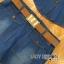 Lady Cindy Little Western Cowboy Denim Shirt and Shorts Set with Belt L262-8507 thumbnail 12