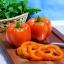 พริกหวานแคลิฟอร์เนียสีส้ม - Orange Sweet Pepper thumbnail 1