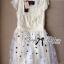 DR-LR-045 Lady Marilyn Stardust Sweet Feminine Dress thumbnail 9