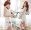 DR-LR-128 Dolce & Gabanna White Lace Playsuit thumbnail 1