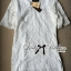 Lady Nadia Classic Lace Dress in White thumbnail 12