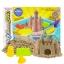 PW120 ทรายนิ่ม Magical molding sand พร้อม ทรายสีธรรมชาติ น้ำหนัก 450 กรัม พร้อมอุปกรณ์ thumbnail 1