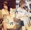 DR-LR-125 Lady Johanna Flowery Laser-Cut Cotton Top with Belt thumbnail 1