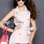 DS-PP-026 Lady Stella Vintage Glam Sleeveless Trench Set thumbnail 5
