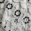 Chloe Spring Flower Asymmetric Guipure Lace Dress thumbnail 9