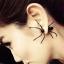 ต่างหูวินเทจ แมงมุม แบบ 3 มิติ thumbnail 1
