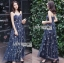 Lady Leslie Super Stars Sequin Embroidered Tulle Maxi Dress L245-89C01 thumbnail 3
