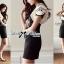 DR-LR-067 Lady Juliet Smart Sexy Body-Con Dress thumbnail 2