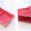 กล่องใส่ของจุกจิก DIY Cosmetic Box กล่องจัดระเบียบเครื่องสำอางบนโต๊ะ Box 001 thumbnail 3