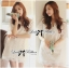 Lady Nadia Classic Lace Dress in White thumbnail 2