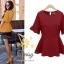 Daisy italy plain blouse thumbnail 12