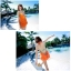 SM-V1-246 ชุดว่ายน้ำแฟชั่น คนอ้วน เด็ก ดารา thumbnail 5