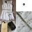 DR-LR-030 Dolce & Gabanna White Lace Playsuit thumbnail 9
