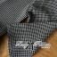 Lady Chloe Houndstooth Peplum Top and Skinny Pants Set L148-85E11 thumbnail 8
