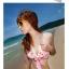 SM-V1-039 ชุดว่ายน้ำแฟชั่น คนอ้วน เด็ก ดารา thumbnail 4