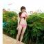SM-V1-021 ชุดว่ายน้ำแฟชั่น คนอ้วน เด็ก ดารา thumbnail 5
