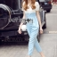 Lady Sophie Smart Casual White Lace and Blue Jumpsuit L269-7519 thumbnail 2