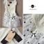 DR-LR-045 Lady Marilyn Stardust Sweet Feminine Dress thumbnail 8