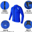 เสื้อปั่นจักรยาน แขนยาว AUTULA สีน้ำเงิน thumbnail 7
