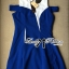 DR-LR-149 Lady Isabella Glamourous Chic Bold Dress thumbnail 9