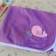 ผ้าห่อตัวเด็ก/ผ้าห่มเด็กแรกเกิด Cotton 100% ขนาด 28x28 นิ้ว