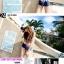 SM-V1-134 ชุดว่ายน้ำแฟชั่น คนอ้วน เด็ก ดารา thumbnail 4