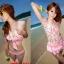 SM-V1-039 ชุดว่ายน้ำแฟชั่น คนอ้วน เด็ก ดารา thumbnail 7