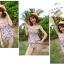 SM-V1-249 ชุดว่ายน้ำแฟชั่น คนอ้วน เด็ก ดารา thumbnail 4