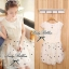 DR-LR-045 Lady Marilyn Stardust Sweet Feminine Dress thumbnail 7