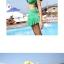 SM-V1-273 ชุดว่ายน้ำแฟชั่น คนอ้วน เด็ก ดารา thumbnail 6