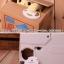 KA005 กระปุกออมสิน แมวจับเหรียญสีขาว thumbnail 5