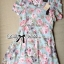 Lady Carley Sweet Blooming Bouquest Pastel Dress thumbnail 6