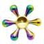 HF219 Fidget spinner -Hand spinner - GYRO (ไจโร) โลหะ สีรุ้ง รุ่น Helm thumbnail 1