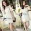 DR-LR-069 Lady Lara Sweet Casual Cotton Lace Mini Dress thumbnail 10