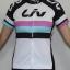 ชุดปั่นจักรยานผู้หญิง LIV White เสื้อปั่นจักรยาน พร้อมกางเกงปั่นจักรยาน thumbnail 3