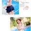 SM-V1-309 ชุดว่ายน้ำแฟชั่น คนอ้วน เด็ก ดารา thumbnail 5