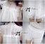 Lady Blaire Pretty Sweet Floral White Lace Ensemble Set L165-79B11 thumbnail 8