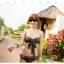 SM-V1-295 ชุดว่ายน้ำแฟชั่น คนอ้วน เด็ก ดารา thumbnail 10