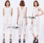 Lady Katy Smart Casual White Guipure Lace Jumpsuit L272-8917 thumbnail 3