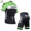 ชุดปั่นจักรยาน ทีม Belkin ขนาด M พร้อมส่งทันที รวม EMS thumbnail 2