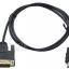 สาย HDMI to DVI thumbnail 1