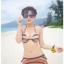 SM-V1-197 ชุดว่ายน้ำแฟชั่น คนอ้วน เด็ก ดารา thumbnail 5