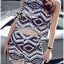 Lady Claire Graphic Tribal Sleeveless Top and Shorts Ensemble Set L161-75C02 thumbnail 4