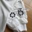 Chloe Lace T-Shirt and Lace Skirt Ensemble Set L163-79C08 thumbnail 8