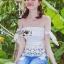 Self-Portrait Off-Shoulder White Lace Corset L263-6914 thumbnail 8